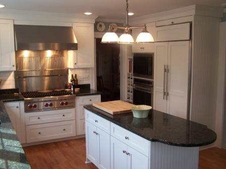 Design/Build Kitchen Remodel Simsbury CT