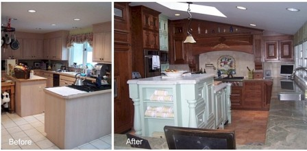 Design/Build Kitchen Remodel West Hartford CT